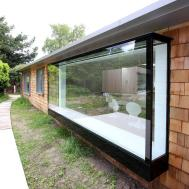 Contemporary Glazing Oriel Windows