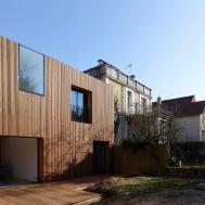 Contemporary Home Maison Avenier Cornejo Architectes