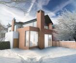Contemporary House Extension Belfast C60 Architects