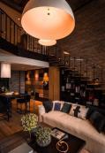Contemporary Manhattan Loft Moscow Designed Inre