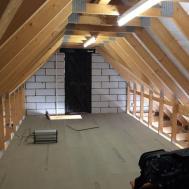 Convert Attic Loft Into Room Quickinfoway Interior