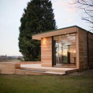 Cool Modern Eco Friendly House Plans Design
