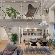 Cool Modern Loft Apartment Gothenburg Idesignarch