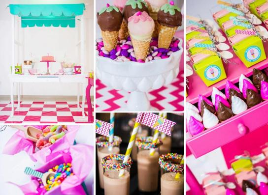 Cool Party Ideas Sweet Summer Themes