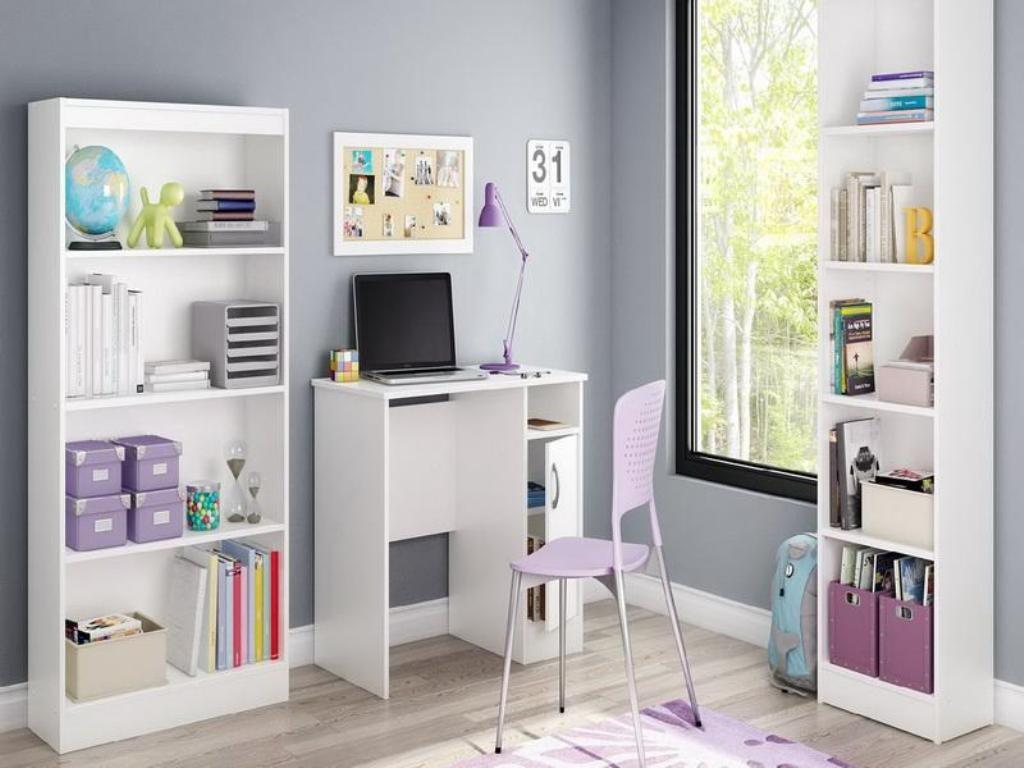 cool small home office bedroom organization ideas also