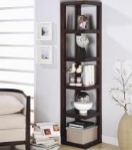 Corner Shelving Ideas Living Room Shelves