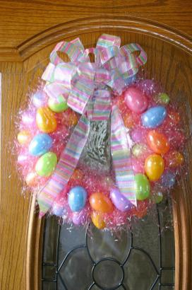 Country Easter Wreaths