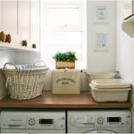 Countrykitty Teeny Tiny Laundry Room