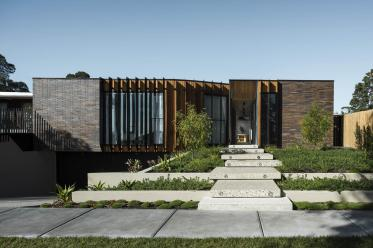 Courtyard House Victoria Design Addicts Platform