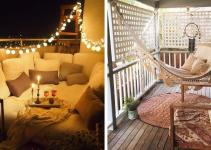 Cozy Balcony Decorating Ideas Bored Panda