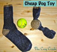 Cozy Condo Cheap Dog Toy