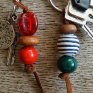 Cozy Germany Beaded Keychain Diy