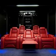 Cozy Home Theater Seating Ideas Find Perfect