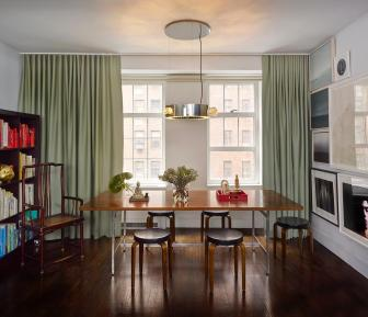 Cozy New York Apartment Kim Calls Home