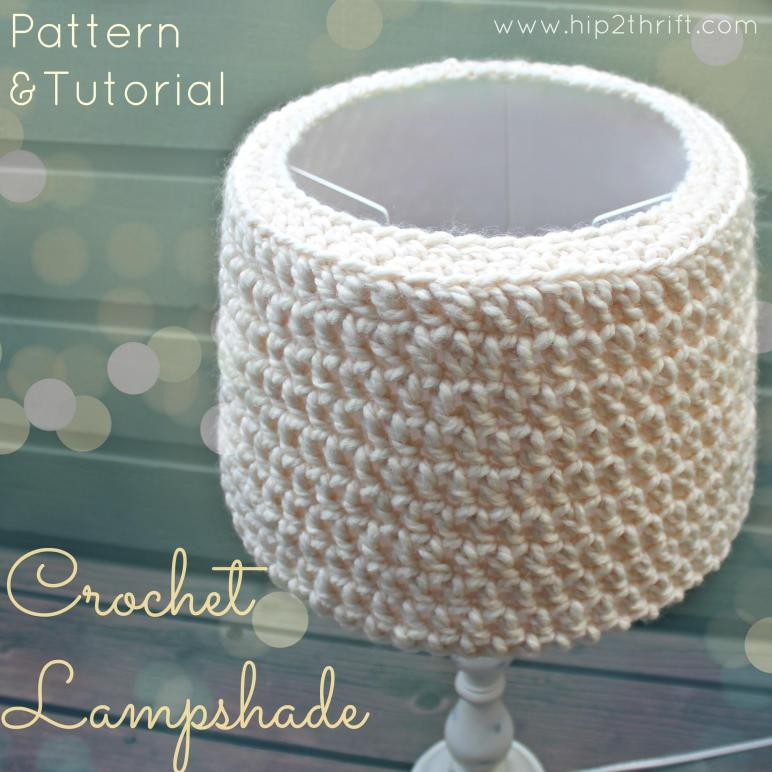 Craftaholics Anonymous Crochet Lamp Shade Pattern