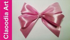 Craftionary Ribbon Bow Making Tutorial Hair