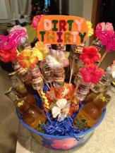 Crafts Hawaiian Backyard Party Ideas