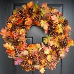 39 Deluxe Autumn Wreath Ideas That Surely Will Delight You Trends For 2021 Stunning Photos Decoratorist