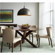 Crate Barrel Round Dining Table Inspirational