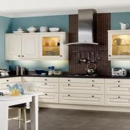 Cream Colored Kitchen Cabinets Color Schemes