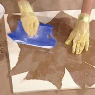 Create Faux Leather Using Kraft Paper Tos Diy