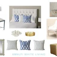 Create Hamptons Style Bedroom Amalfi White Living