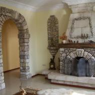 Create Rustic Style Your Fireplace Cedar Mantels