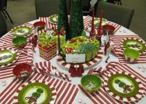 Create Studio Christmas Tablescape Ideas