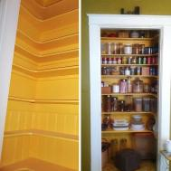 Creating Pantry Out Small Closet
