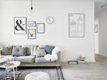 Creating Scandinavian Living Room Ideas Make Note