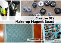 Creative Diy Make Magnet Board