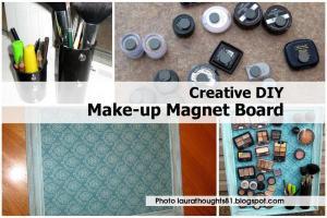 Creative Diy Make Magnet Board