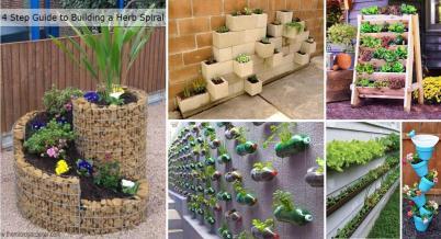 Creative Diy Vertical Gardens Your Home