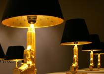 Creative Funky Handmade Table Lamps San Francisco