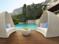 Creative Outdoor Furniture Landscape Beauty