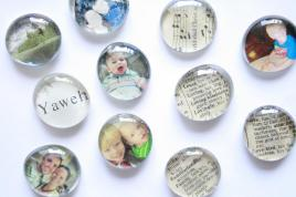 Creative Place Diy Glass Magnets