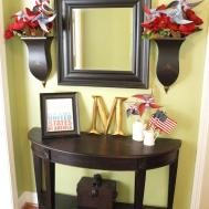 Creative Small Entryway Table Design Ideas Home Furniture