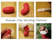 Creator Joy Polymer Clay Ornament Tutorial Make