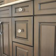 Crystal Cabinet Knobs