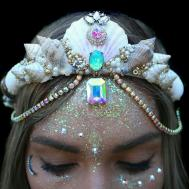 Culture Lifestyle New Dazzling Mermaid Crowns Inspired
