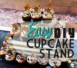 Cupcake Stand Diy Cake