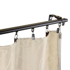 Curtain Popular Design Decoration Traverse Rods Bay