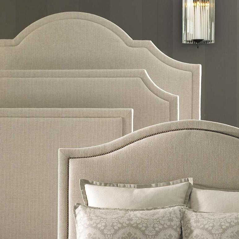 Custom Rectangular Upholstered Queen Headboard
