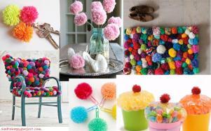 Cute Easy Diy Pom Decoration Ideas Your