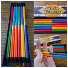 Dad Divas Tutti Frutti Pencils Louisefili