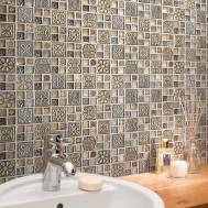 Daisy Mosaic Wall Tiles Marshalls