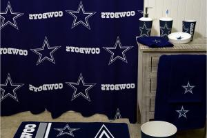 Dallas Cowboys Bathroom Decor Awesome Lovely