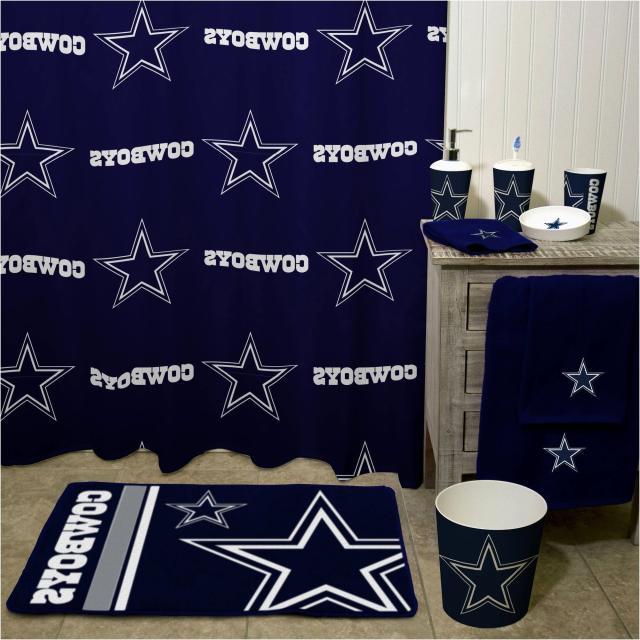 dallas cowboys bathroom decor awesome lovely 657620