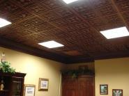 Decor Art Painting Design Ideas Faux Tin Ceiling