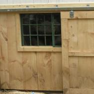 Decor Exterior Sliding Barn Door Track System Craft Room
